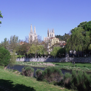 Бургос (Burgos) - испанская готика, часть 1