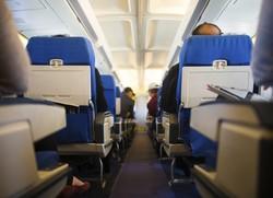 Пассажиры самолёта связали скотчем дебошира