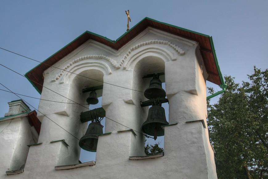 Звонница Никольского храма
