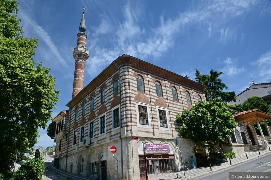 Мечеть Дефтердар Тахир Эфенди.