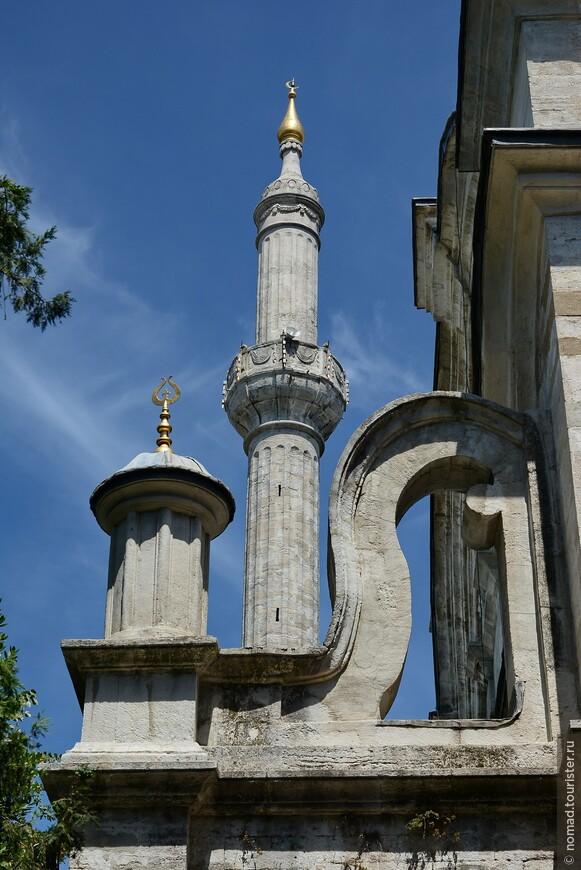 Мечеть Бююк Селимие.
