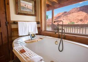 Отель-ранчо Sorrel River Ranch, Моаб