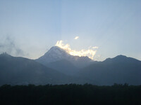 Кавказ. Восхождение на Казбек (5033 м.)