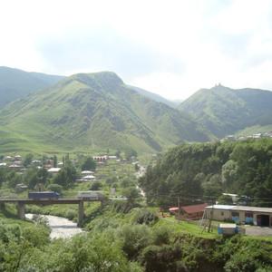 Казбеги (Степанцминда)