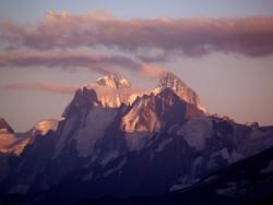 Иностранные туристы погибли в горах Грузии