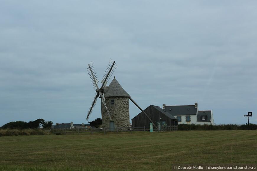Бретания сегодня та же природа