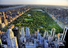 Городские парки Америки