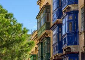 Мальтийские Балкончики
