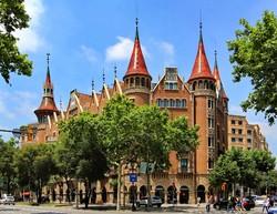 В Барселоне для туристов открывают «Дом с шипами»