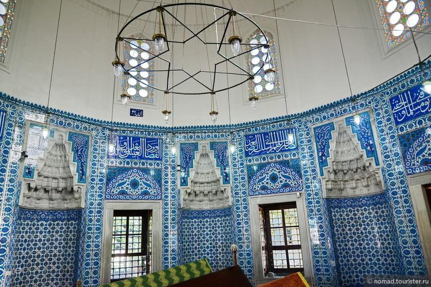 Мечеть Сулеймание, мавзолей Хюррем-султан