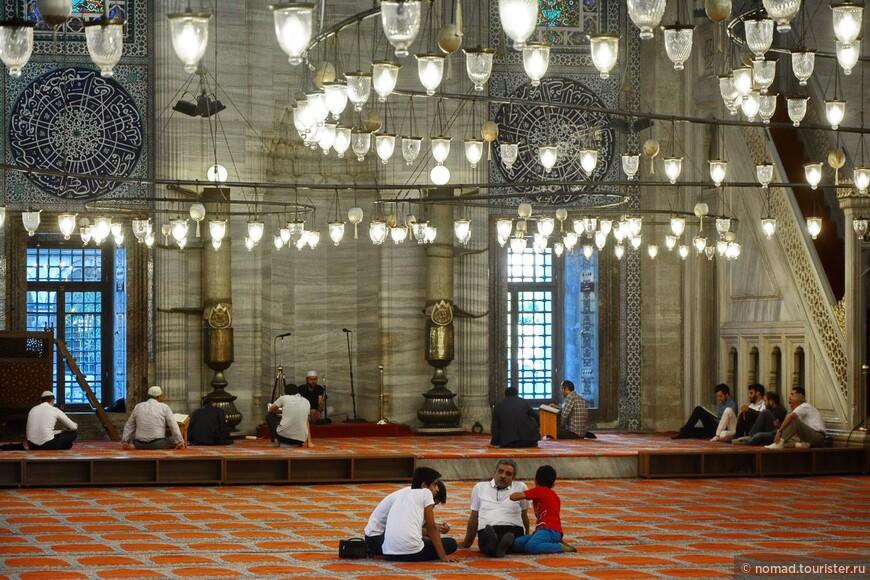 Мечеть Сулеймание.