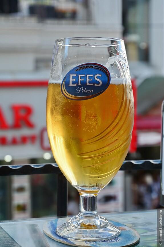 Теперь не только можно, но и нужно выпить холодненького Эфеса... Божественный напиток! ))
