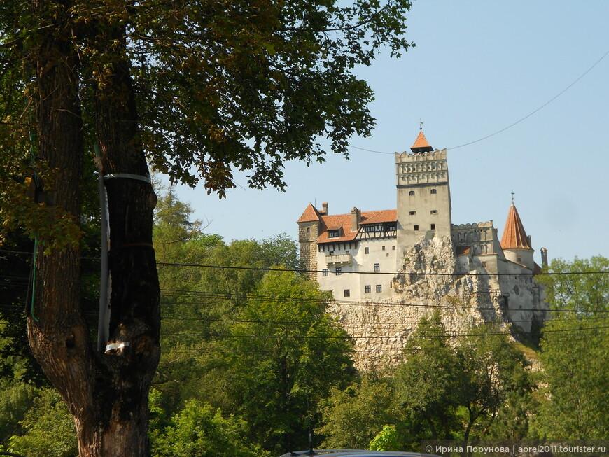 Замок Дракулы, Бран.