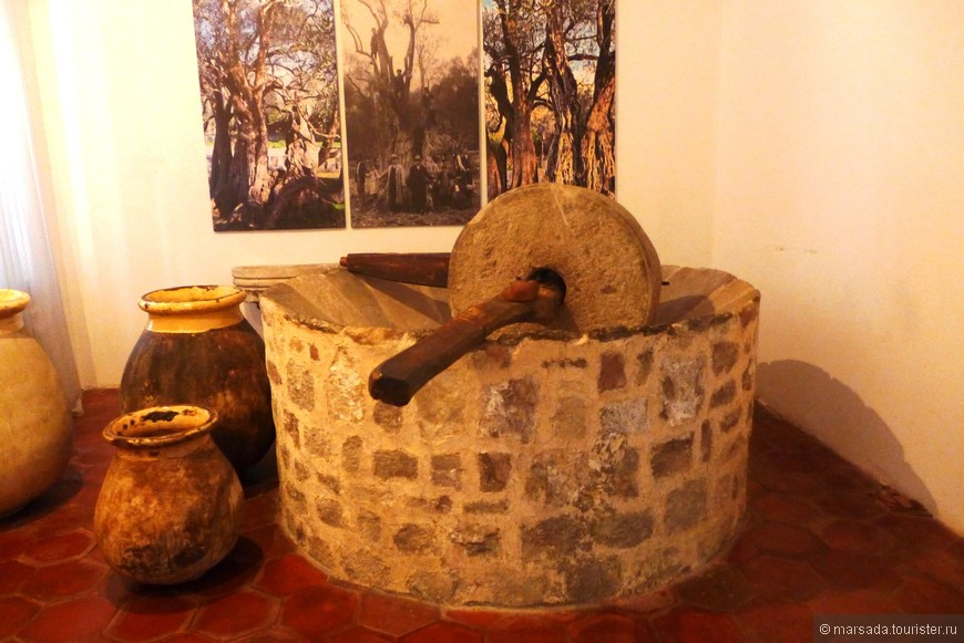 Старинная черногорская мукомольня.