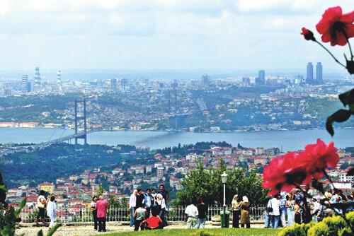 Самая лучшая городская панорама с Отагтепе