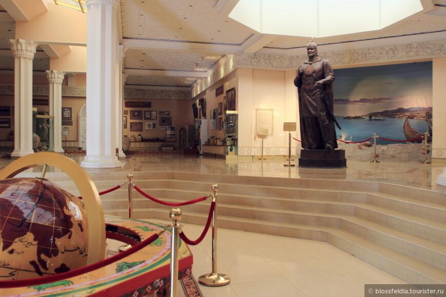 Худжанд. Историко-краеведческий музей в цитадели