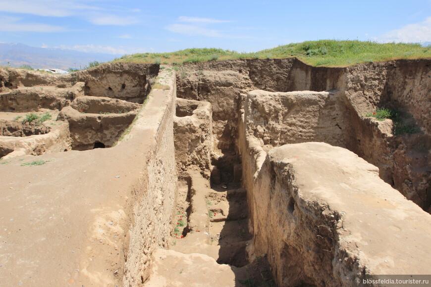 Древний Панджакент