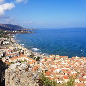 Сицилийская мозаика. Часть 2.