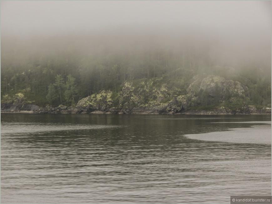 """Так и хочется  использовать пусть и красивый, но штамп - """"Суровая природа северного побережья Ладоги"""" ."""