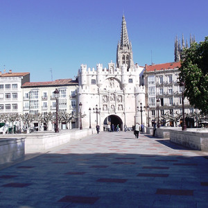 Бургос (Burgos)- испанская готика часть 2
