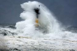 """Более 400 авиарейсов в Японии отменено из-за тайфуна """"Миндуль"""""""