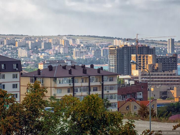 Частный сектор Геленджика © Елена Рамус