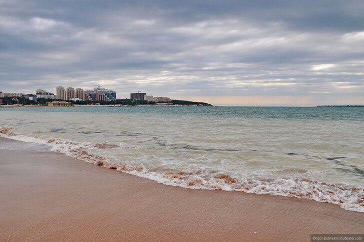 Пляж Геленджика © Igor Butyrskii