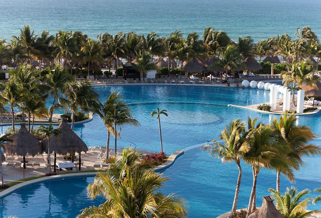 Канкун и Ривьера - в чем разница?! Часть 2. Ривьера Майя.