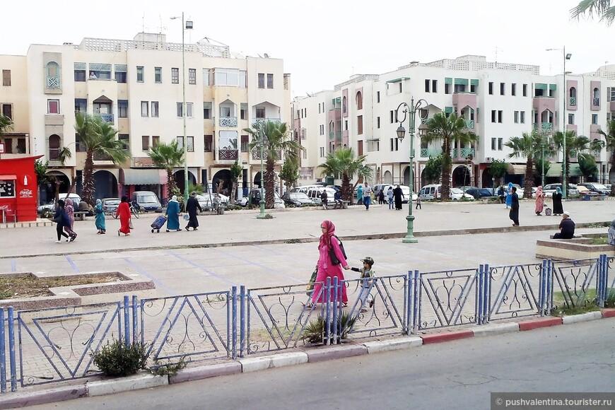Улицы Агадира