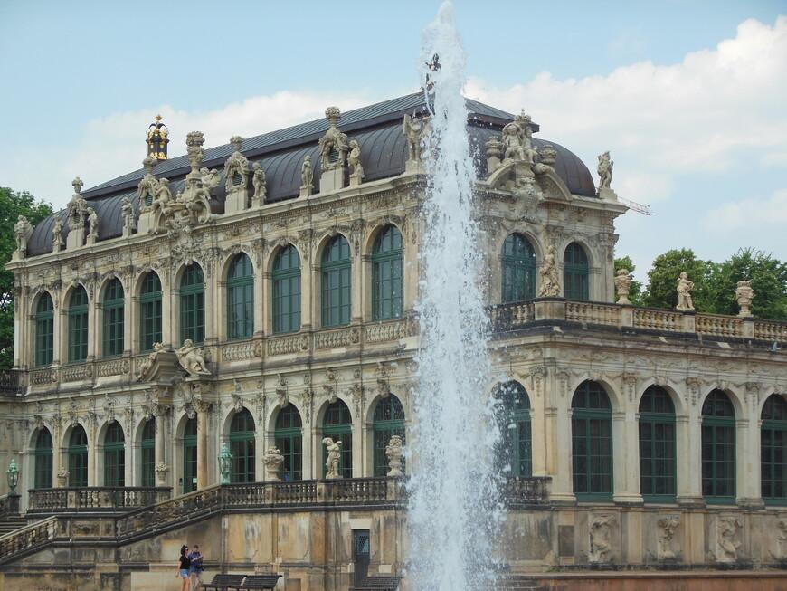 Дрезденская галерея
