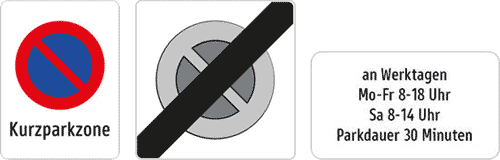 Как пользоваться бесплатными парковками в Австрии