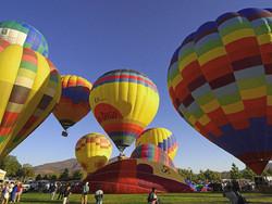 Фестиваль воздушных шаров состоится в Феодосии