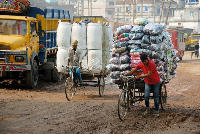 Моя прекрасная Дакка, или адский трэш в столице Бангладеш