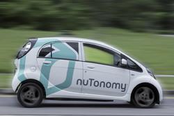В Сингапуре тестируют такси на автопилоте