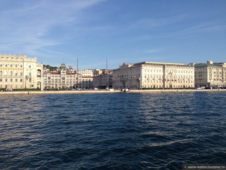 Элегантный Триест.  Столица Фриули Вененция Джулия.  Город австрийский, город итальянский и город, в котором проживаю очень много словенцев. Весь этот культурный микс  вы сможете увидеть, посетив Триест.