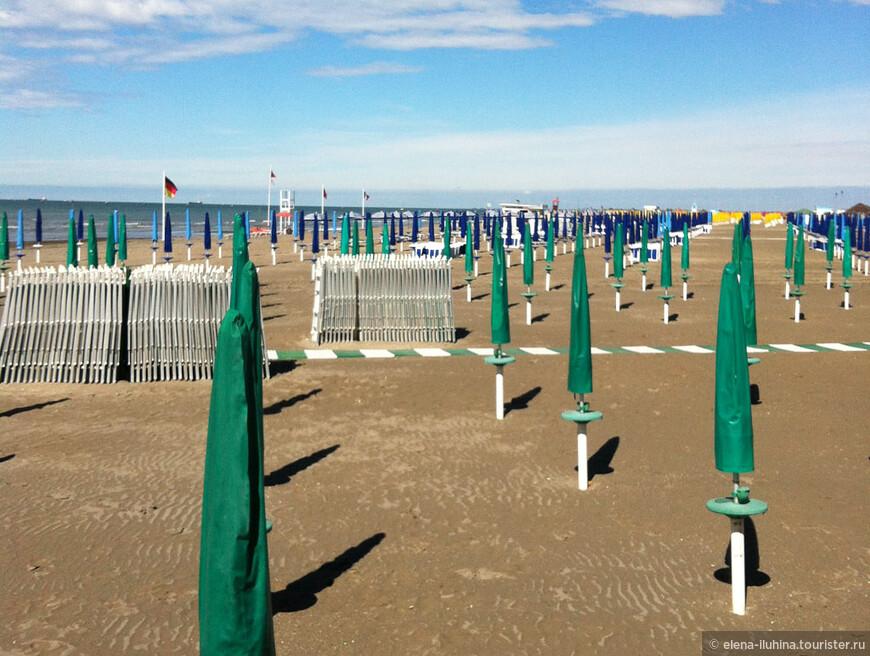 Пляж Градо
