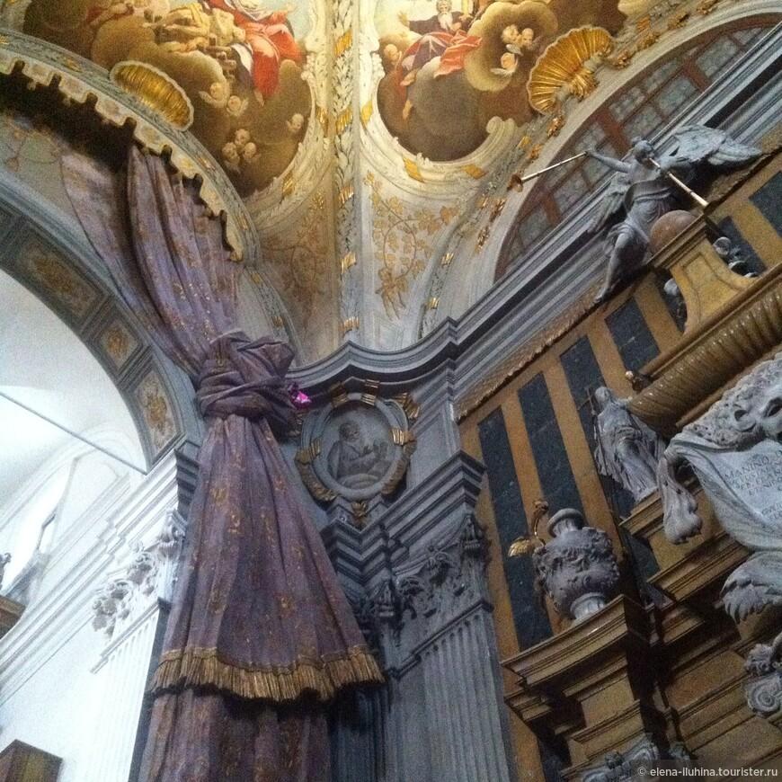 Главный собор в Удине. Санта Мария Маджоре Обязателен к посещению в Удине. Работы Giambattista Tiepolo (начало 18 века) и других мастров более ранней эпохи.