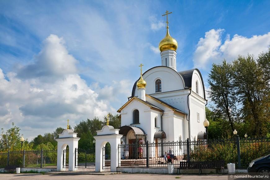 Церковь Николая Подольского в Подольске