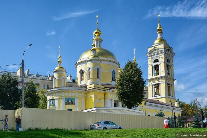 Собор Троицы Живоначальной в Подольске