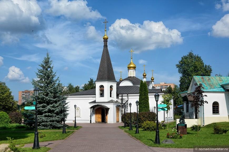 Церковь Воскресения Словущего в Подольске