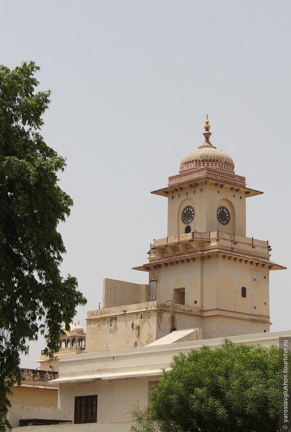 Городской дворец – дворец махараджи
