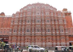 Джайпур – розовый город