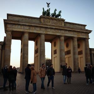 Проездом в Берлине