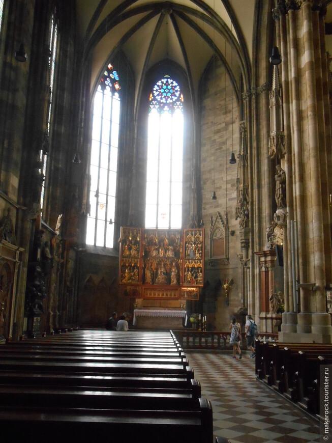 В Кафедральном соборе Святого Стефана
