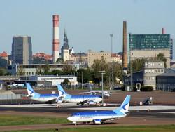 Задержан пассажир, пошутивший о бомбе в Таллинском аэропорту