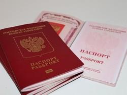 МВД предлагает повысить госпошлину на загранпаспорта