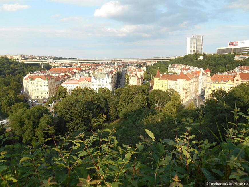 Город очень красивый
