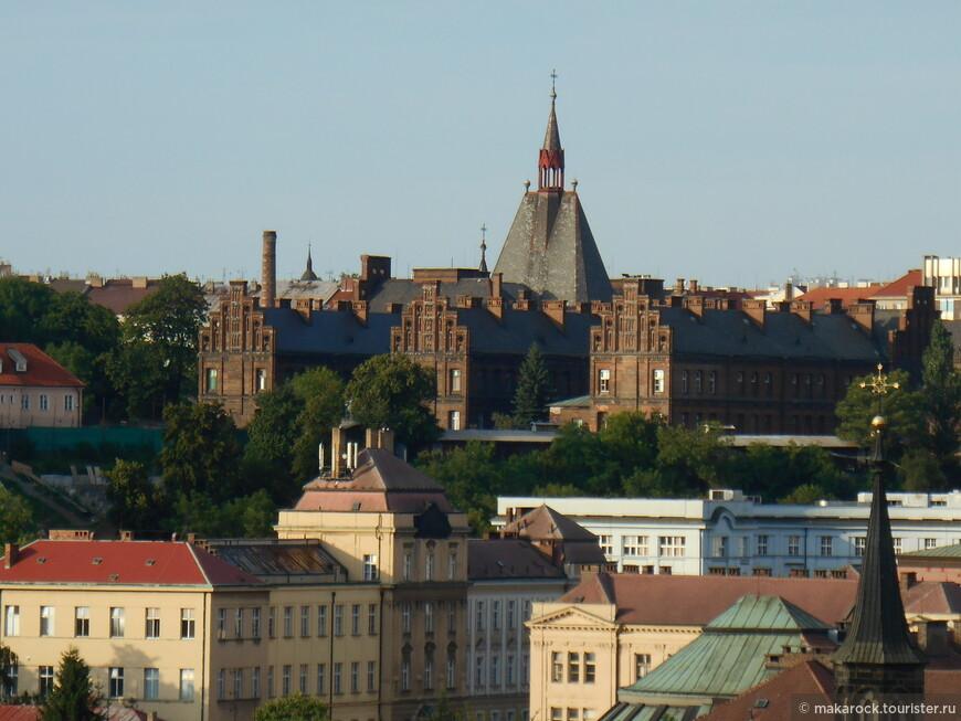 Обзор города С Вышеграда