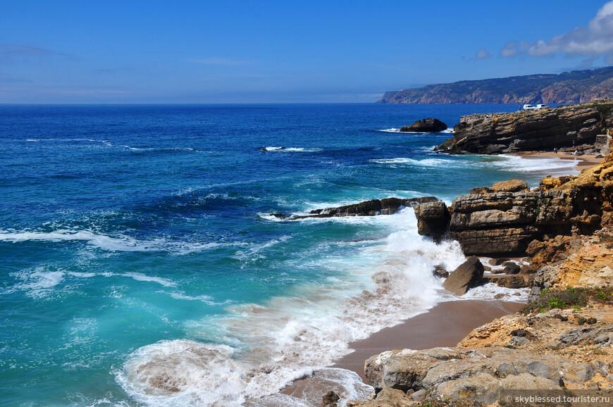 едем дальше - Praia da Crismina