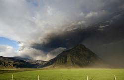 В Исландии проснулся вулкан, который может нарушить авиасообщение